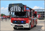 SD 32 Mercedes Benz Atego 1530/Rosenbauer - Pojazd demonstracyjny
