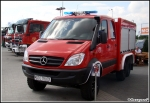 GLBA Mercedes Benz Sprinter/Moto Truck - Pojazd demonstracyjny
